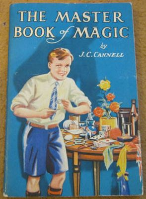 J.C. Cannell: The Master Book of Magic