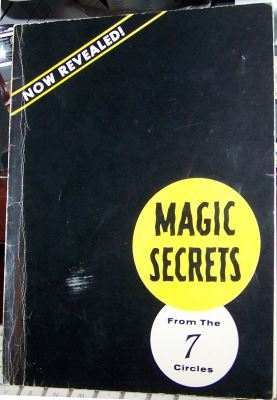 Walter Graham: Magic Secrets from the 7 Circles